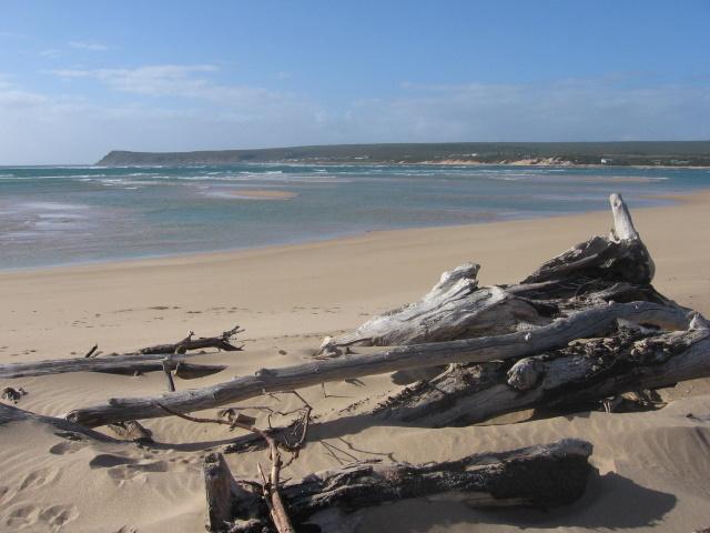 Beautiful Blue Flag Beaches
