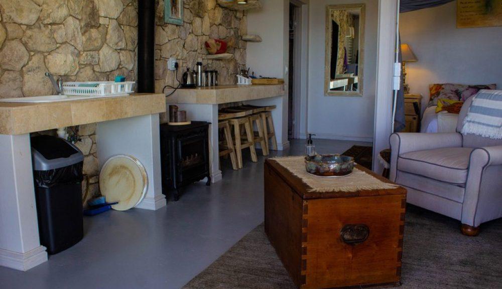 Studio at Walter's Place in Jongensfontein